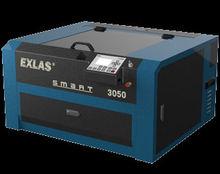 EXLAS-SMART-3050 TABLETOP LASER CUTTER AND ENGRAVER FOR PROGRAMME DESIGNER
