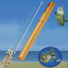 Fishing Rod In Pen Case