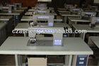 Ultrasonic nonwoven bag sealing & sewing machine