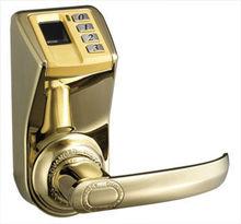 Brand Door Access Control 120 Fingerprint+Key+Password Lock Latch