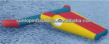 fascinating inflatable water sports games toy with the best 0.9mm PLATO material