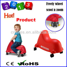 new products for 2013 red 4 wheel bicycle with CE LK6106