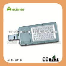 3 years warranty CE ROHS IP65 waterproof 120w fiberglass street lighting pole