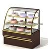 Acrylic Counter Top Cake Display Showcase