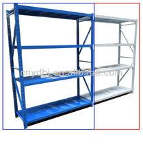hot selling custom metal storage steel shelf light duty shelf