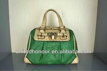Simple Fashion Ladies PU leather handbag