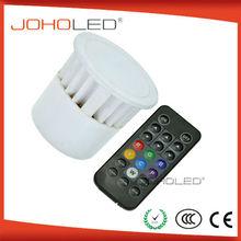 Dancing Ceramic 5W high power RGB 3 in 1 led mood lamp