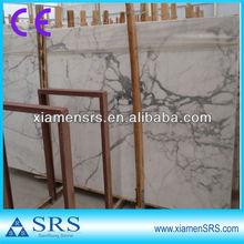 Italian calcatta white marble