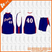LB0627 Youth Basketball Team Uniform