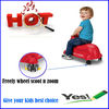 2013 best selling four wheel baby scooter LK6106