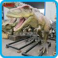 carnaval decoração temática sassembly do dinossauro robô de