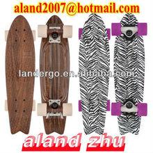 2013 Globe Bantam Retro Rippers Skateboard(New deisgn)