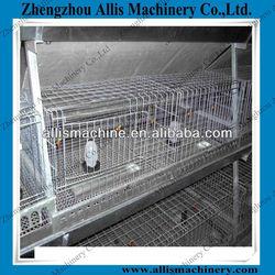 Galvanized Welded Wire Chicken Brooder Cages