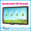 26inch Wall Mount All In One Touch Screen Android LCD Panel