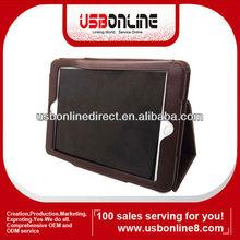 New Arrival Premium Folio Case for iPad Mini / Cover Flip Stand For New Apple iPad Mini (blown)