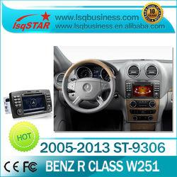car gps for Mercedes-benz R CLASS R350