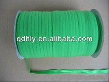 Colorful Satin Elastic Ribbon