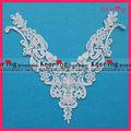 especial diseño de fashional exterior de algodón punto de encaje sari y de frontera