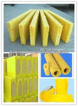 China Fire Insulation Rock Wool Batts