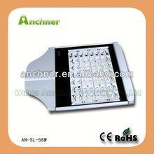 High power CE Rohs IP65 112w solar power street lamp post