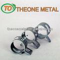 65mn aço tubulação primavera grampos fábrica cinta braçadeira