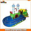 Coin slot happy wheels game machine--Castle Train
