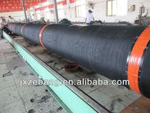 wearproof aging resistance marine used floating hose for dredging with flange
