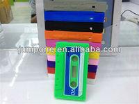 Retro Cassette Tape Silicone Cover Skin Case For Blackberry Curve 8520 9300 8530