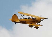 rc model plane EPO WACO 700mm