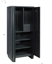 Steel bedroom furniture sale two door wardrobe box