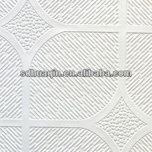 vinyl gypsum ceiling tile low price