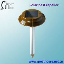 GH-318 Patent solar vibration snake deterrent