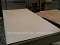 Recubiertos de melamina de madera contrachapada/mdf/bloque junta/malaca/bordo paticle
