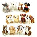 13040511 mini brinquedo de pelúcia do cão
