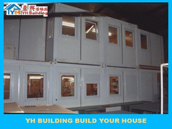 YH office containers site office price for sale