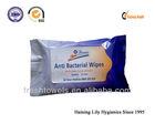 OEM disposable Anti Bacterial hand wet wipe