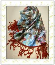 2013 women's silk scarf