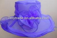 organza parisisal hats