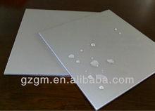 construction material Nano coated aluminum sandwich panel
