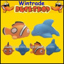 Clown Fish & Blue Dolphin