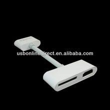 For Apple Ipad Dock 30Pin to HDMI Digital USB AV TV RCA Video Audio Cable