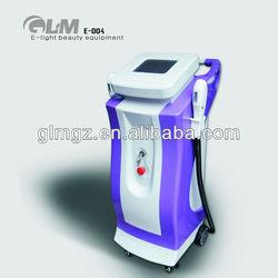E-004 elight+RF ipl laser hair remova&skin care acid cleanse machine&better contour of anti-wrinkle eyes titan skin tightening