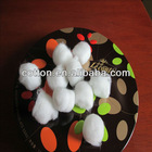 color cotton balls100pcs