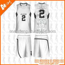 JB075 youth basketball team uniforms