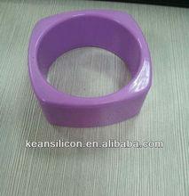 FDA model square bangle rubber