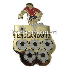 Football 2012 lapel pin