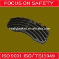 Top qualité Reeco plaquettes de frein pour moteur de voiture électrique