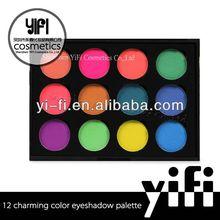 Own brand! TZ 12 magnetic makeup palette sharpenable pen