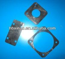 Automotive silicone rubber oil seals