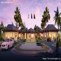 modernes préfabriquées hôtel de luxe